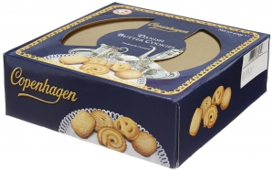 COPENHAGEN DANISH ASSORTED COOKIES 400G