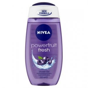 NIVEA POWERFRUIT FRESH SHOWER GEL 250ML