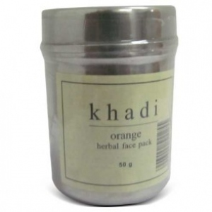 KHADI NATURAL ORANGE FACE MUSK 50G