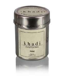 KHADI NATURAL ROSE FACE MUSK 50G