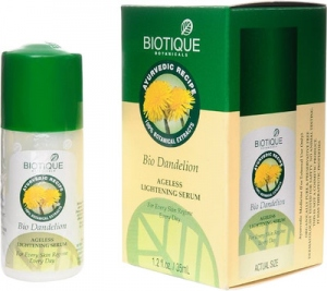 BIOTIQUE BIO DANDELION A L SERUM 35ML