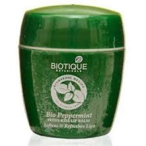 BIOTIQUE BIO PEPPERMINT LIP BALM 16G