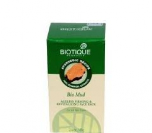 BIOTIQUE BIO MUD FACE PACK 85G