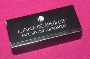 LAKME ABSOLUTE FACE STYLISH FOUNDATION 50G