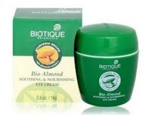 BIOTIQUE BIO ALMOND EYE CREAM 16G
