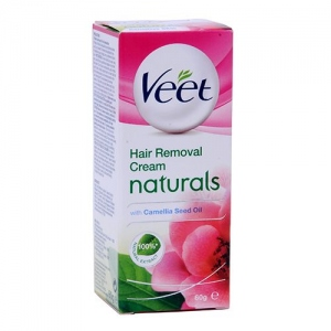 VEET HAIR REMOVAL CREAM NATURALS PAPAYA EXTR 25G