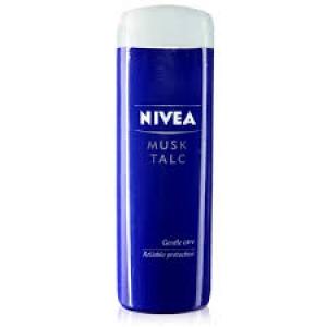 NIVEA MUSK TALC 400G
