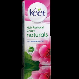 VEET HAIR REMOVAL CREAM NATURALS CAMELLIA 25G