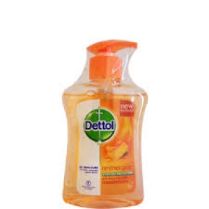 DETTOL RE-ENERGIZE HW PUMP 250ML