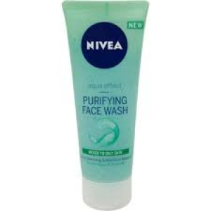 NIVEA PURIFYING FACE WASH 50ML