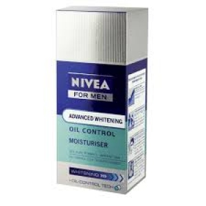 NIVEA FOR MEN OIL CONTROL MOIST 40ML + FW FREE