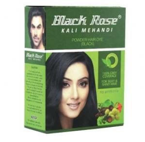 BLACK ROSE KALI MEHANDI 10G