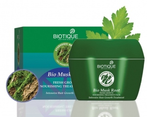 BIOTIQUE BIO MUSK ROOT FGN TREATMENT PACK 230G
