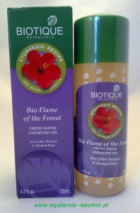 BIOTIQUE BIO FLAME OF THE FOREST FSE OIL 120ML
