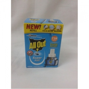 ALL OUT SUPER REFILL 720 HRS DOUBLE ACTION #