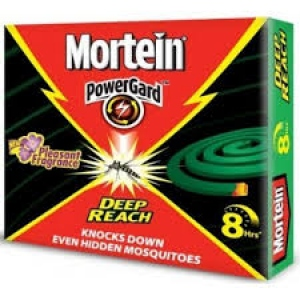 MORTEIN POWERGARD DEEP REACH ACTION COIL 8 HRS
