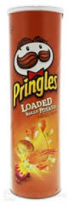 PRINGLES LOADED BAKED POTATOES 169G