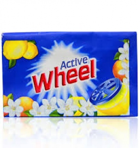 ACTIVE WHEEL LEMON & JASMINE BAR 250G