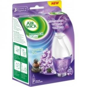 AIR WICK AROMA OIL DIFFUSER LAVEN 1D + R 18ML