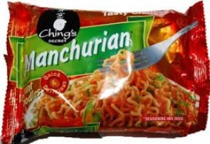 CHING`S MANCHURIAN NOODLES 75G