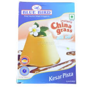BLUE BIRD INSTANT CHINA GRASS KESAR PISTA 100G