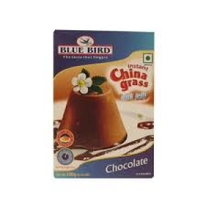 BLUE BIRD CHINA GRASS CHOCO 100G