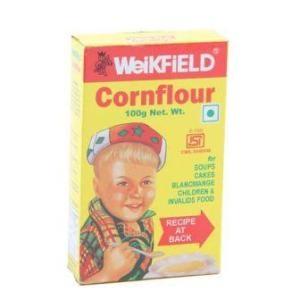 WEIKFIELD CORNFLOUR 100G