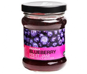 CHABAA BLUEBERRY JAM 240G