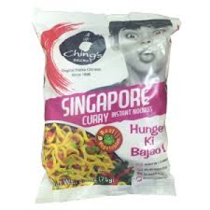CHING`S SINGAPORE CURRY NOODLES 75G