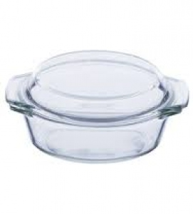 ROXX OVAL DISH 0.7 L WITH HANDLE 1 PC