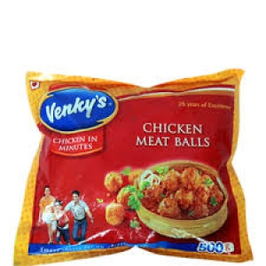 VENKY`S CHICKEN MEAT BALLS 500G