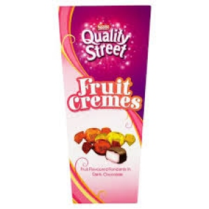 QUALITY STREET FRUIT CREMES 355G