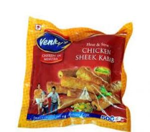 VENKY`S CHICKEN SHEEK KABAB 500G