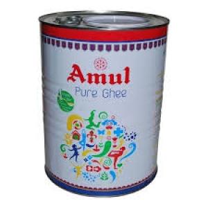 AMUL PURE GHEE TIN 1 LITRE