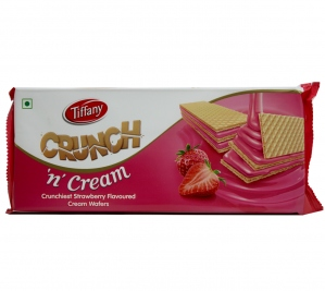 TIFFANY VANILLA FLAV CREAM WAFERS 150G