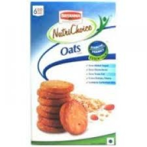 BRITANNIA NUTRI CHOICE ESSENTIALS OAT COOKIES 150G