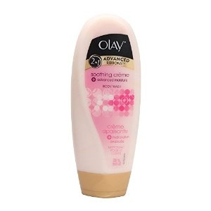 OLAY ADVANCED SOOTHING CREME BODY WASH 295ML