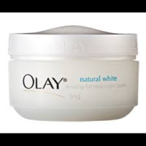 OLAY NATURAL WHITE 7 IN 1 NIGHT NR CREAM 50G