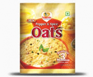 SAFFOLA OATS PEPPER & SPICE 40G