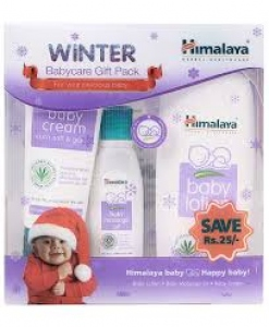 HIMALAYA BABY CARE GIFT PACK (WINTER)