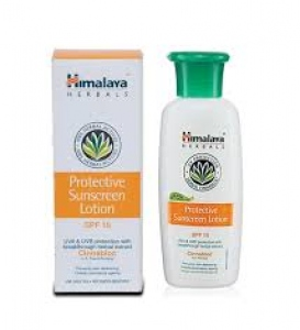 HIMALAYA PROTECTIVE SUNSCREEN LOTION SPF 15 100ML
