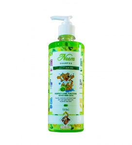 ROBUST DOG NEEM SHAMPOO 500ML