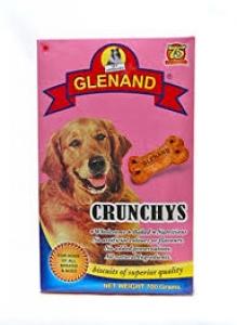 GLENAND DOG CRUNCHY 700G
