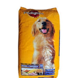 PEDIGREE ADULT CHICKEN & VEG 6KG