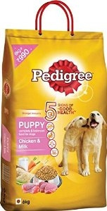PEDIGREE PUPPY CHICKEN & MILK 6KG