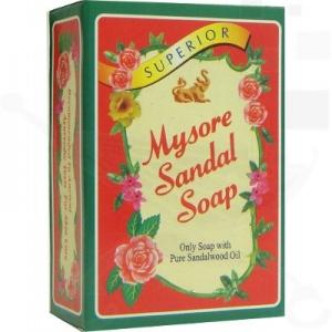 MYSORE SANDAL SOAP SUPERIOR 125G