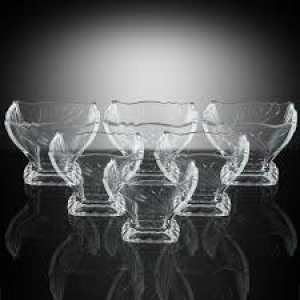 ROXX HORTENSIA FOOTED BOWL SET 6PCS- 1268