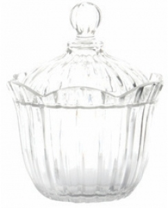 ROXX GRACIOUS FOOTED BOWL 23CM 1PC