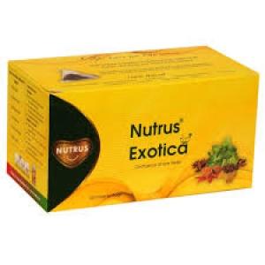 NUTRUS EXOTICA 20 PYRAMID BAGS