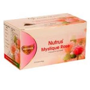 NUTRUS MYSTIQUE ROSE 20 PYRAMID BAGS